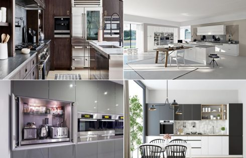 Modern Kitchen Cabinets Renovation Solutions In Portland