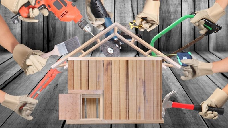 Tips On How To Enhance Your House With Good Household Repairs Home Repair Do It Yourself
