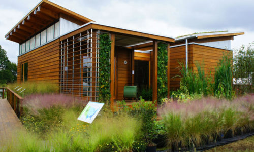 Green Homes and Eco-Friendly Dwellings