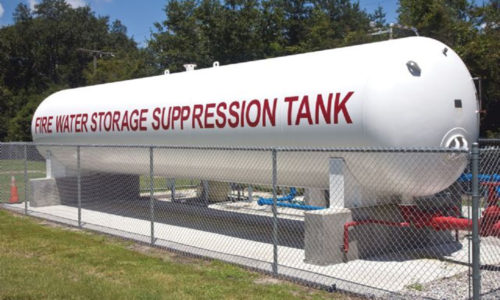 Doing the Fire Protection Storage Tank, the Right Way