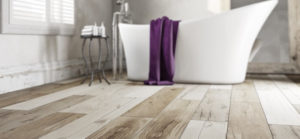 Bathroom Vinyl Flooring Provides Low Cost Advantages