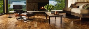 Walnut Hardwood Floor - A Real Natural Beauty