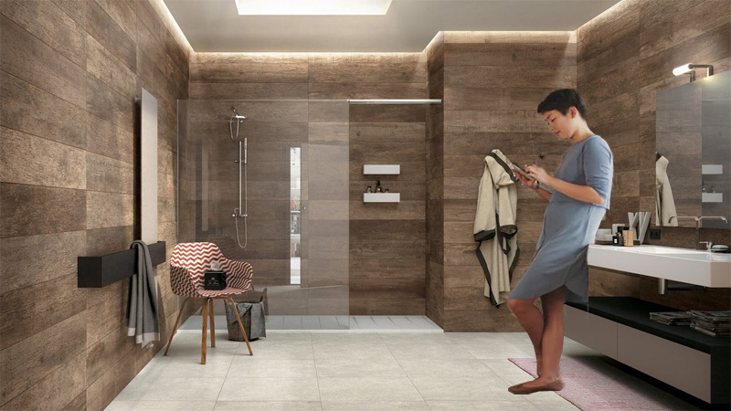 Wood Effect Tiles: Perfect For Bathrooms