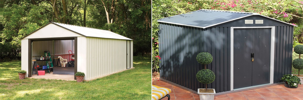 How To Choose What Type Of Storage Shed Works Best For Your Situation