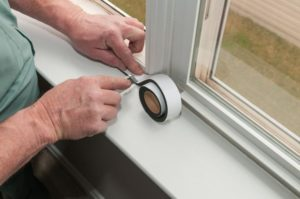 Home Renovation - Weatherstripping For Windows