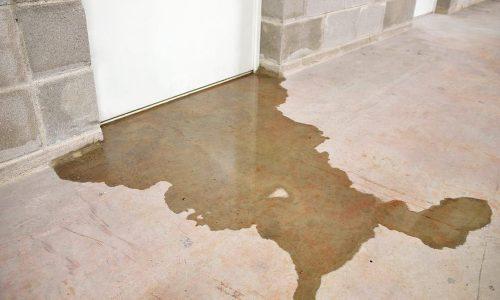 How to Treat a Wet Basement Floor