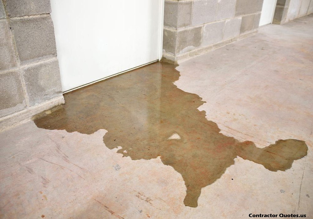 How to Treat a Wet Basement Floor