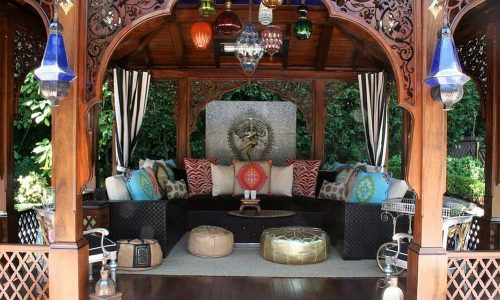 Redecorate Your Home in One of a kind and Exotic Moroccan Style