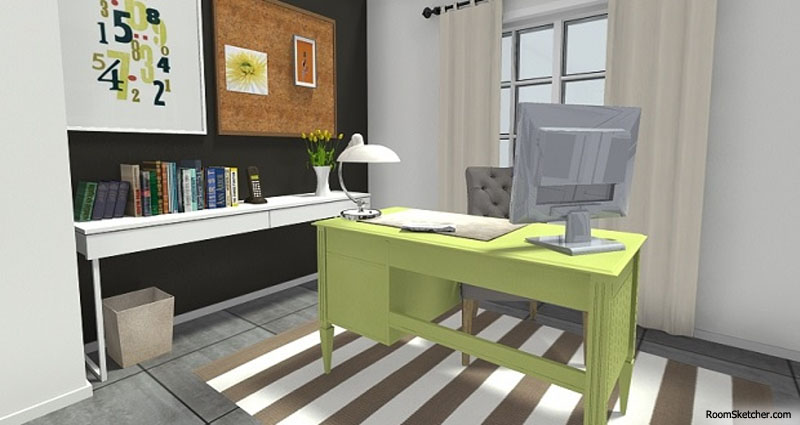 Tips For Choosing Modern Home Office Furniture