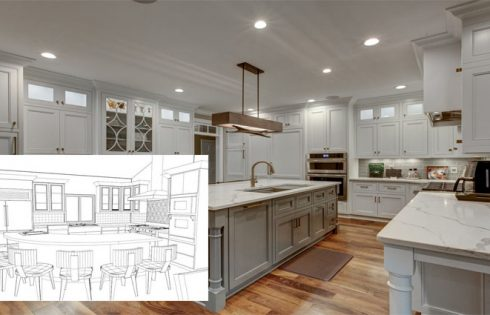 Kitchen Remodels - It is What's on the Menu For the Next Home Improvement Project