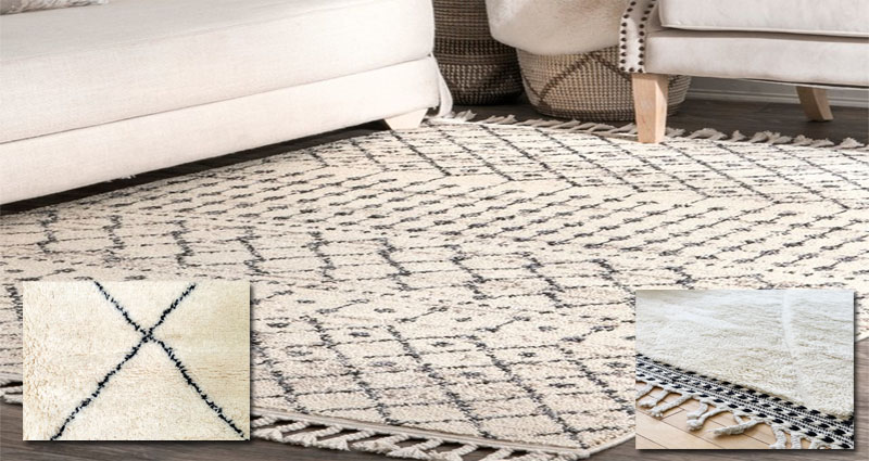 The Charm Of The Beni Ourain Rug